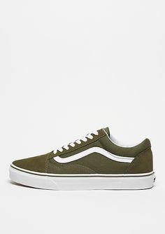 VANS Skateschuh Old Skool OMU loden green