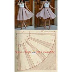 #Pola @menjahits   Skirty  #HappySewing Semoga bermanfaat, Selamat #menjahit #sewingpattern #idea #love #sewing #pattern #fashion #diy #dressmaker #blouse #polablouse #baju #polabaju #tunic #polatunic #gamis #polagamis #dress #poladress #blousepattern #dresspattern #tunicpattern #belajarmenjahits #ngehits #penjahitonline