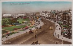 Southport is yet another place I have only visited through my vintage postcard collection, but there's enough here to make me want to pay . Southport, My Childhood Memories, Vintage Postcards, Great Britain, Liverpool, Seaside, Places Ive Been, England, Roots