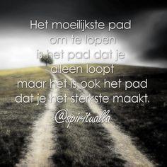 Het moeilijkste pad #mm