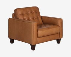 dania the gustav leather chair is soon to be the most coveted seat