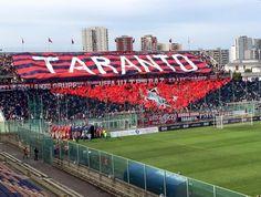 Taranto Calcio på vej mod Lega Pro!