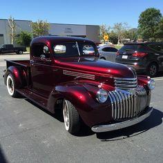 Restoration 1942 Chevy Trucks
