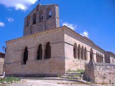 Iglesia románica de Pinilla de Jadraque