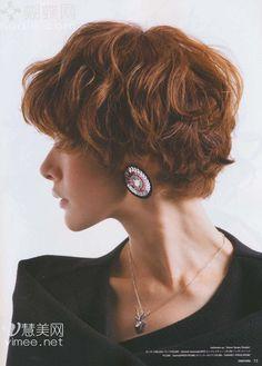 short cut hair - hyperbolic | Vingle | 헤어스타일