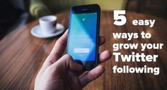 Do you want to grow your Twitter following and build your client base?