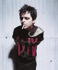 In honor of seeing American Idiot tonight. My boy Billie Joe!