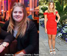 Emma Weight Loss - Ketogenic Diet Success Story Before After Photo
