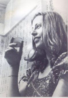 Ana Cristina Cesar -   poet and translator from Rio de Janeiro.
