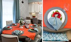 Set Your Table For Spring (http://blog.hgtv.com/design/2014/03/04/set-your-table-for-spring/?soc=pinterest)