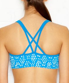 Look at this lucy Azul Zenergy Sports Bra on #zulily today!