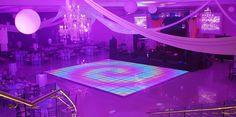 Led Dance Floor MOD NC-227. Made of aluminum, finished in tempered glass or acrylic , intelligent LED lighting 27 CH DMX. #led dance floor #lighted floor #smart led #party led #dancefloor light #led floor #led events #pistas iluminadas #pista de baile led #pistas luminosas #ness pistas #ness technology https://www.facebook.com/NessTech.Pistas