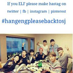 Go !! #hangengpleasebacktosj hangeng