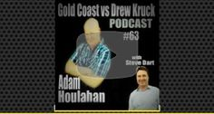 Drew Kruck is rapidly stamping his name into the exploding podcast scene. In this episode he interviews Adam Houlahan Social media strategist. Social Media Strategist, Gold Coast, Interview, Stamping, Giveaway, Youtube, Blogging, Trust, Scene