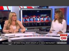 Tonya Reiman on CNN.  Body language of Republican debate 2015