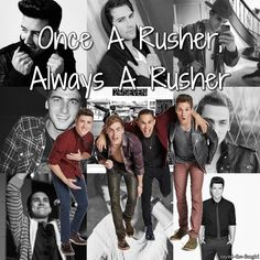 Once a Rusher, always a Rusher ♥