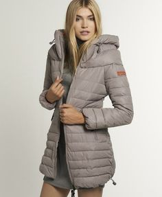 Love this coat .. Superdry Town Coat - Womens Timothy Everest for ...