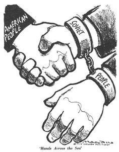 Cold War Propaganda Cartoons | PHBond / Period 1: The Cold War (Nixon to Reagan)