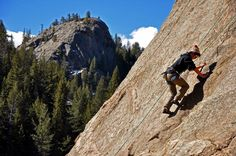 What are the Different Types of Climbing?