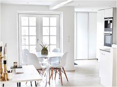 DECO: El precioso piso de la fotógrafa Mia Mortensen   Decorar tu casa es facilisimo.com