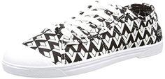 Le Temps des Cerises  Ltc Basic 02,  Damen Sneaker , Schwarz - Schwarz - Noir (Diamond Black) - Größe: 37 - http://on-line-kaufen.de/le-temps-des-cerises/37-eu-le-temps-des-cerises-ltc-basic-02-damen-35