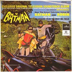 Nelson Riddle - Batman (Exclusive Original Television Soundtrack Album) (Vinyl, LP, Album) at Discogs