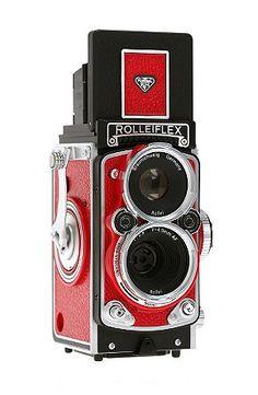 Rolleiflex red♥♥♥