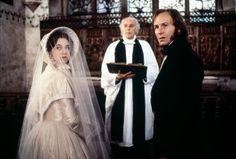 Charlotte Gainsbourg dans le film Jane Eyre de Franco Zeffirelli en 1996