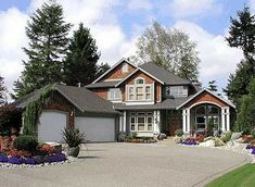 Open Craftsman Floor Plan - 2314JD thumb - 02