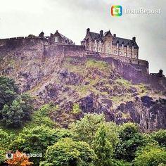 I want to go here sometime!! :) Scotland!!! :) #scotland #edinburghcastle by thebethanyleach