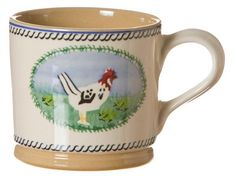 Large Mug Hen