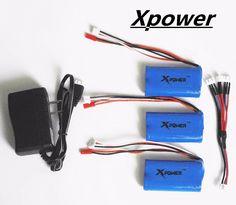 $21.48 (Buy here: https://alitems.com/g/1e8d114494ebda23ff8b16525dc3e8/?i=5&ulp=https%3A%2F%2Fwww.aliexpress.com%2Fitem%2F3pcs-7-4-V-1500-mah-Xpower-li-po-battery-and-charger-plug-3in1-cable-for%2F32673127166.html ) 3pcs 7.4 V 1500 mah Xpower li-po battery and charger plug 3in1 cable for DH9053 9101 mjx f45 9118 rc Helicopter parts for just $21.48