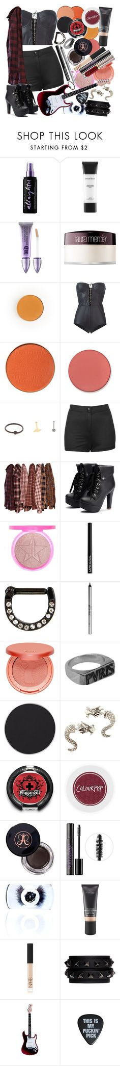 """And I'm back with a madness- I'm a champion, of the people who don't believe in champions- I got nothing but dreams inside"" by thelyricsmatter ❤ liked on Polyvore featuring Urban Decay, Smashbox, Laura Mercier, Kitx, Hot Topic, Topshop, NYX, tarte, Anastasia Beverly Hills and Sugarpill"