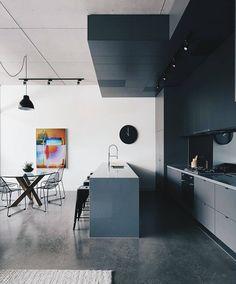Kitchen Inspiration Photo Via Nudesign Interiors Interiordesign Kitchens Living Interior Interior123 Home Homes Homedesign Des