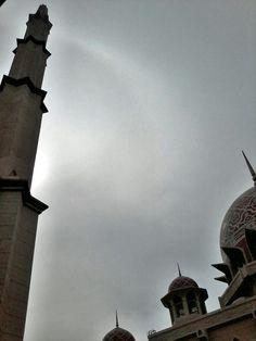 Beautiful Putrajaya Mosque