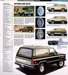 1986 GMC Truck | Click Image below to Enlarge.