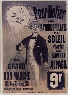 #Old advertisings, #Vintage ads, #Publicités anciennes #vieilles affiches parisiennes