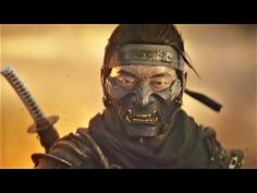Ghost of Tsushima - A Storm is Coming 4K Trailer 2020 - YouTube Naruto Clothing, Ninja Art, Ghost Of Tsushima, Samurai Warrior, Mens Gear, Ghosts, Inktober, Cyberpunk, Sketching