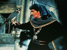 """Vincent Price in """"Masque of the Red Death"""""""