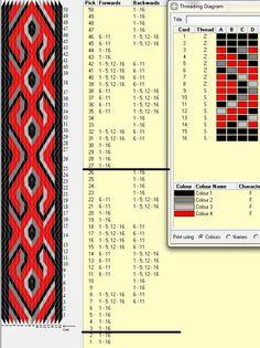16 tarjetas, 4 colores, repite cada 24 movimientos  // sed_226 diseñado en GTT༺❁
