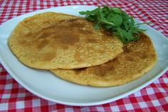 Veganistische omelet mix (zonder ei dus!)