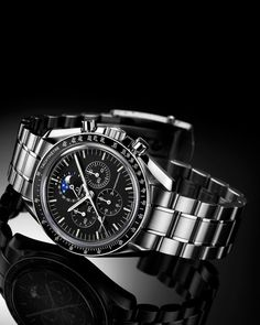 "OMEGA Watches: Speedmaster Professional ""Moonwatch"""