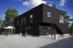 svart husfärg - Sök på Google