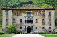 Palazzo delle Albere by lucamoriconi. @go4fotos