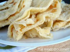 The Inner Gourmet: Paratha / Oil Roti