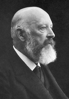 """English: Adolf von Baeyer, Nobel Prize in Chemistry 1905. """"[for] the advancement of organic chemistry and the chemical industry, through his work on organic dyes and hydroaromatic compounds"""""""