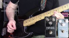 SolidGoldFX Imperial BC183 Bass Demo - Feat. Ben Wright Pt  2