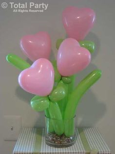 flower-balloon-centerpiece