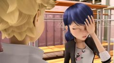 Marinette & Adrien LOVE