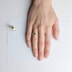 1+1=1 #weddingrings #wedding #gold #yellowgold #goldrings #minimal… Wedding Gold, Wedding Rings, Minimal, Photo And Video, Jewellery, Instagram, Gold Weddings, Jewelery, Jewlery